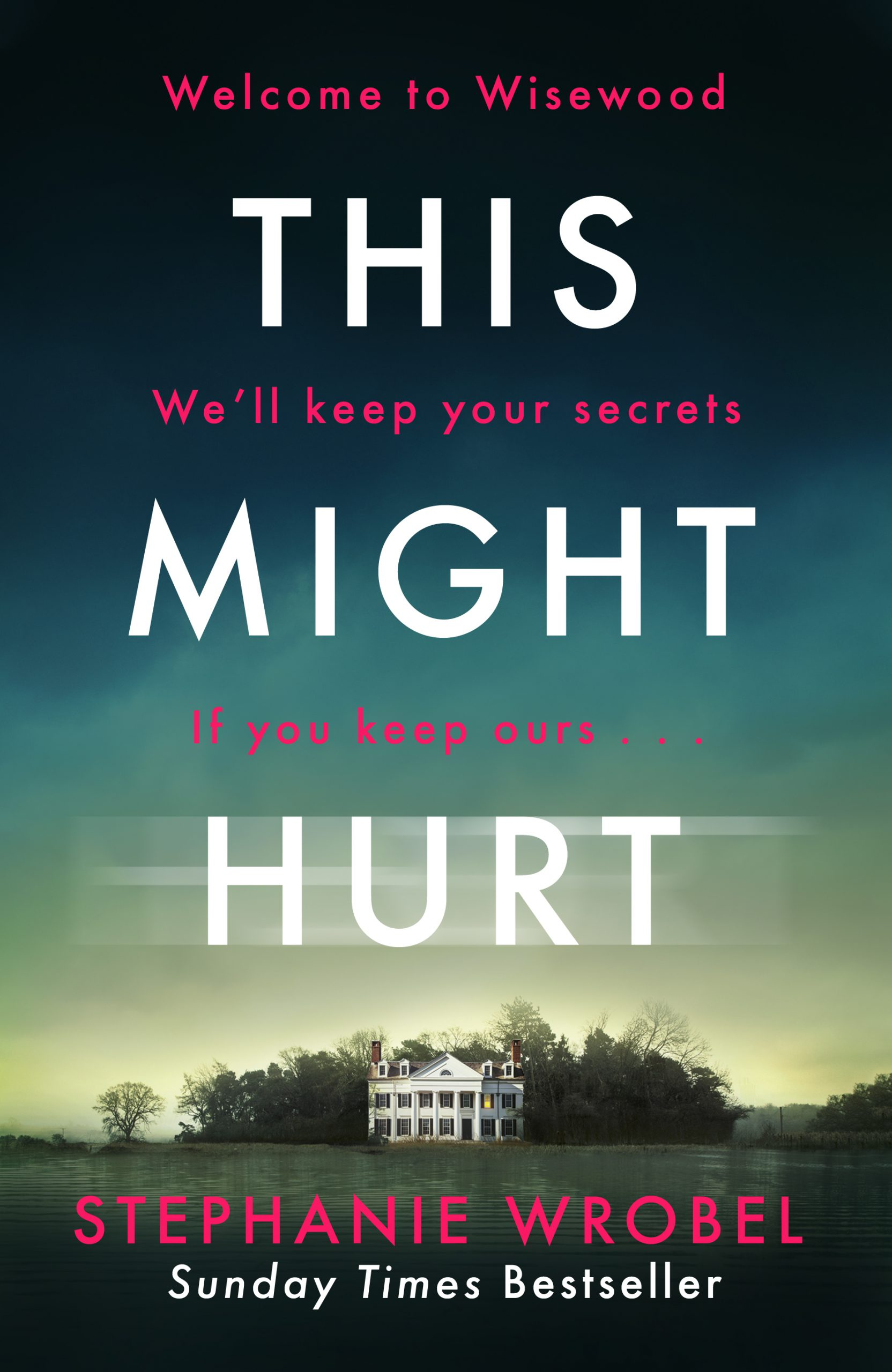 This Might Hurt UK book cover